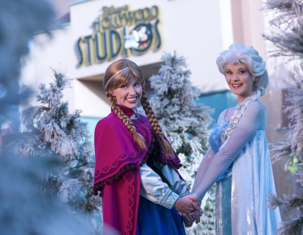 Disney's Hollywood Studios Frozen Summer Fun Live