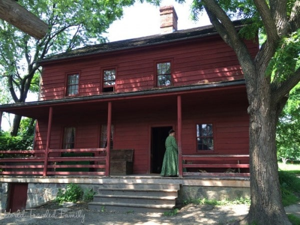Black Creek Pioneer Village - Stong Farmhouse