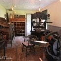 Doon Heritage Village - Printing office