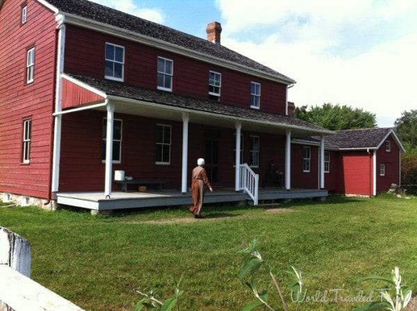 Doon Heritage Village - Peter Martin Farm