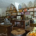 Doon Heritage Village - general store