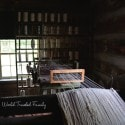 Doon Heritage Village -weaving loom