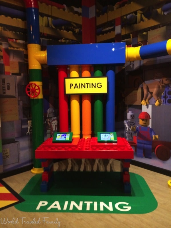 Legoland Discovery Center Toronto - Factory Tour