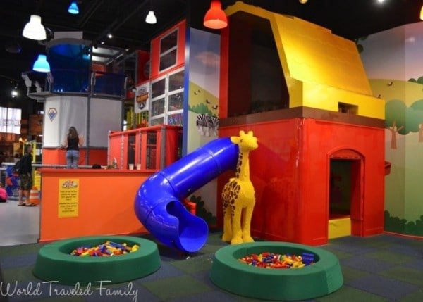 Legoland Discovery Center Toronto - LEGO Duplo play area