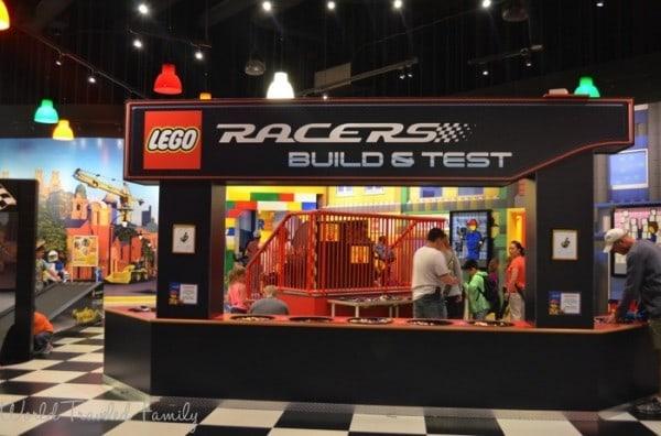 Legoland Discovery Center Toronto - LEGO Racers