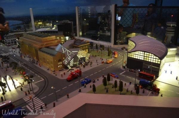 Legoland Discovery Center Toronto - miniland