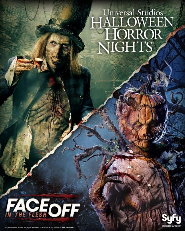 Halloween Horror Night Universal Orlando