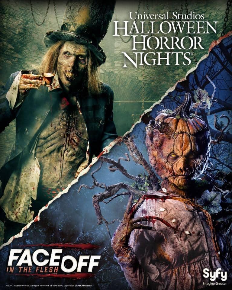 Halloween Horror Nights Kicks Off At Universal Orlando!