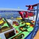 Carnival Vista skyride
