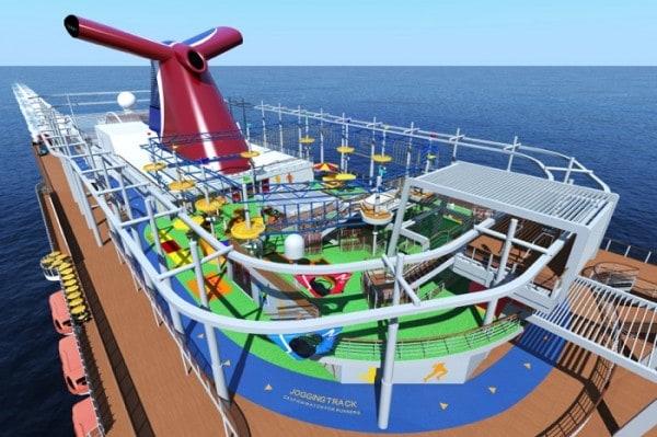 Carnival Vista skyride 3
