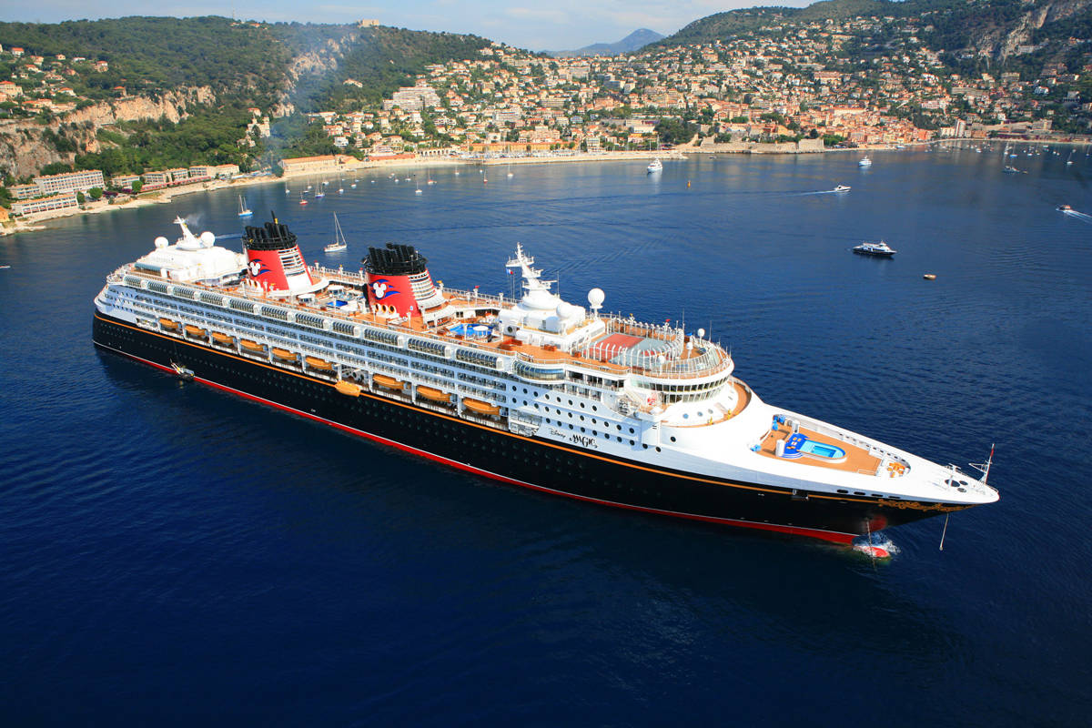 Disney Cruise Line To Add New Ports in Scotland, England, Ireland and France