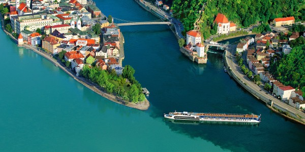 Adventures By Disney Announces - Family River Cruising Itineraries