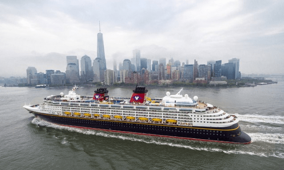 Disney Cruise returning to NYC