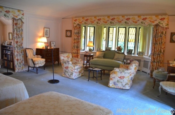 Edsel & Eleanor Ford House - Eleanor's room 2
