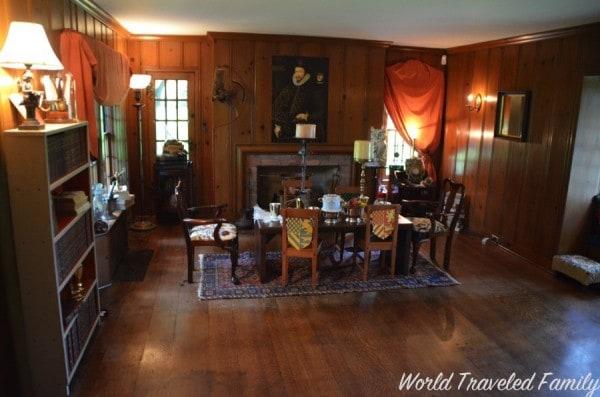 Edsel & Eleanor Ford House - play house