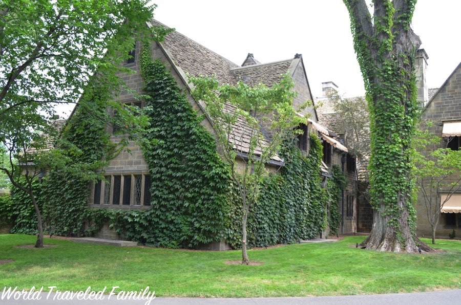 take a tour of the edsel and eleanor ford house world traveled. Cars Review. Best American Auto & Cars Review