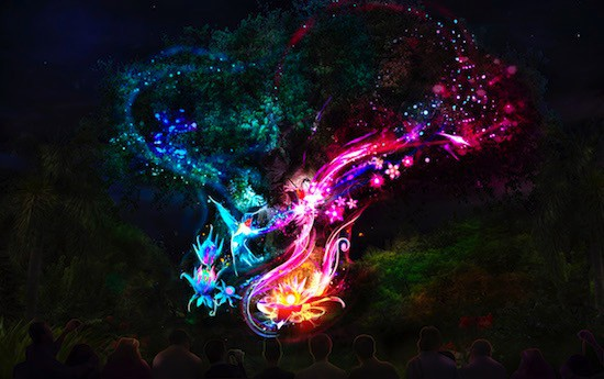 Animal Kingdom Rivers of Light