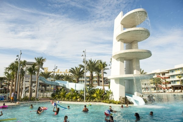 Cabana Bay Beach Resort Courtyard Pool