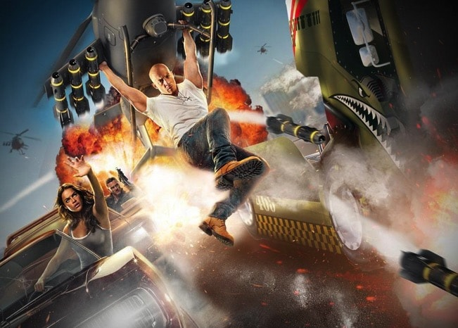 Fast & Furious Rods To Hit Universal Orlando in 2017!