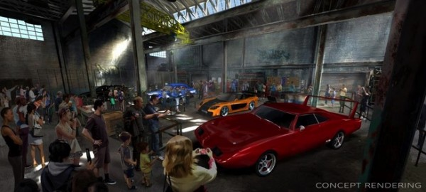 Fast & Furious - Supercharged coming to Universal Orlando 2017