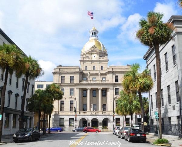 Savannah Georgia - City Hall