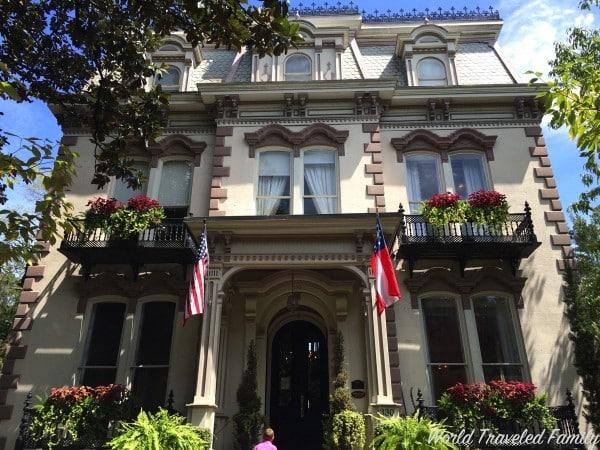 Savannah Georgia - Hamiton-Turner Inn
