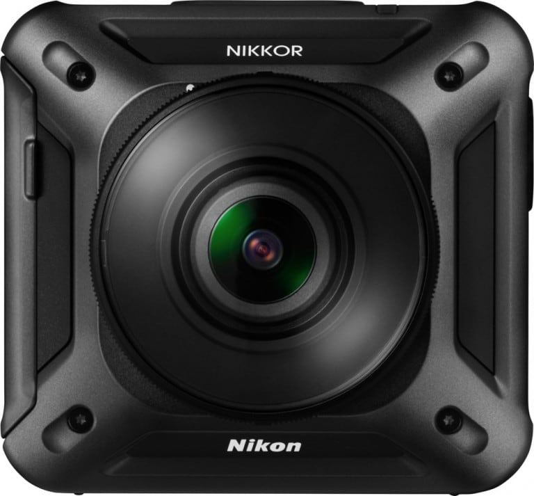 Nikon To Enter The Action Cam Market With 360-Degree 4K Camera