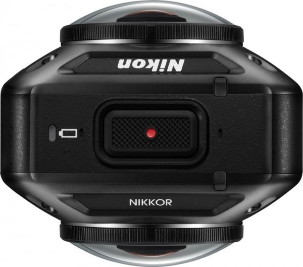 Nikon KeyMission360 - top