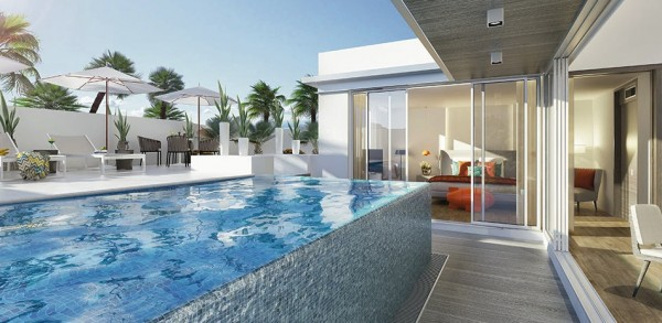 Nickelodeon Hotels & Resorts in Punta Cana - super pool villa