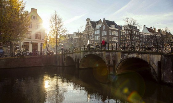 Disney Cruise Line Amsterdam