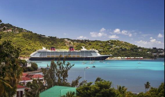Disney Cruise Line - Tortola