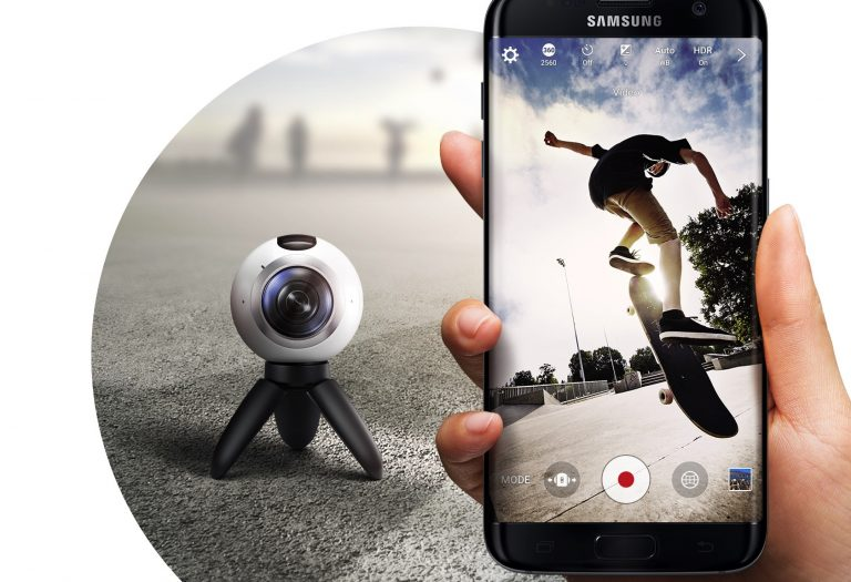 Samsung 360 Camera – GEAR 360 Launching on April 29th!