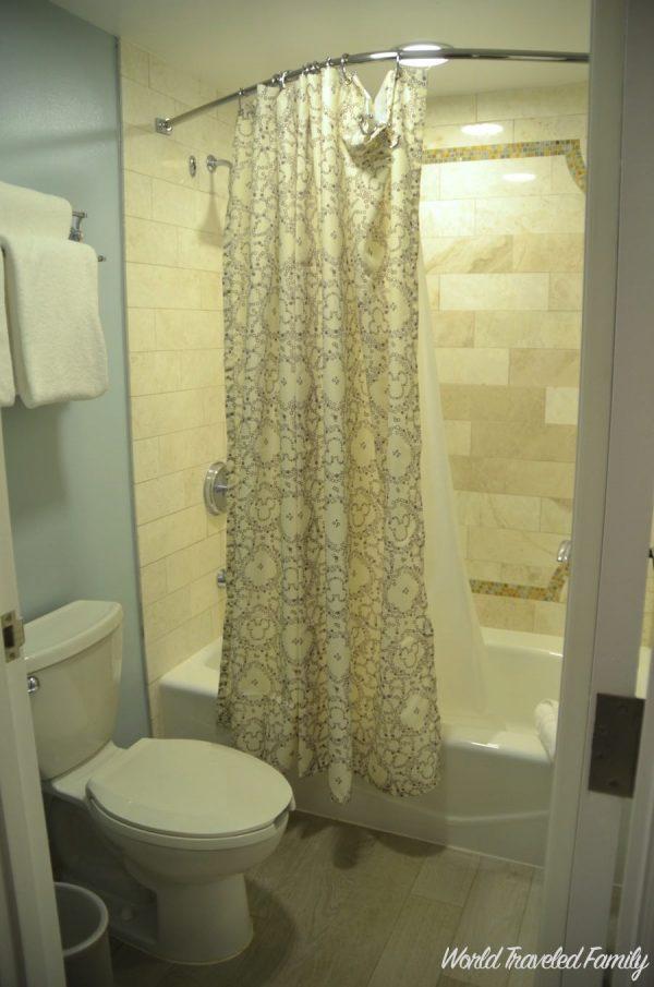 Disney's Beach Club Resort ~ Bathroom