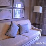 Disney's Beach Club Resort ~ Room Tour - Pull Out Couch