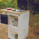 Happier Camper - outdoor kitchen