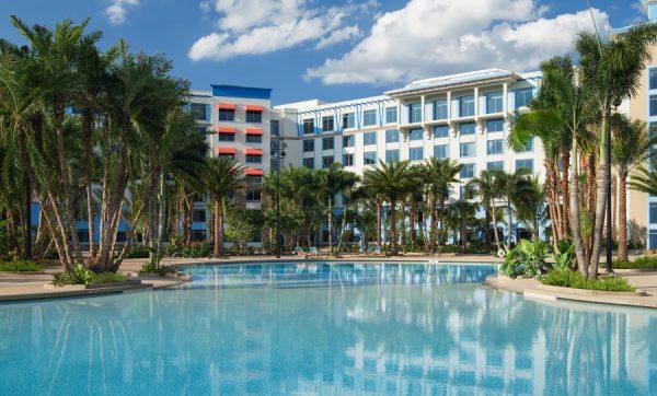 Universal Orlando's Sapphire Falls Resort - pool