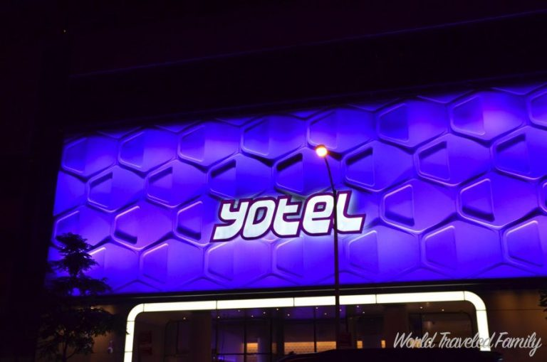 Yotel NYC Cabin Review {Video}