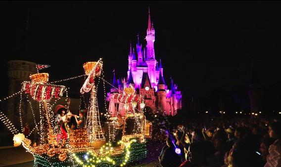 Walt Disney World's Electric Parade To 'Glow Away' On Oct. 9