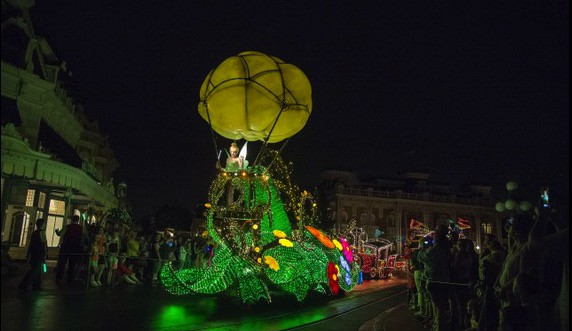 Walt Disney World's Electric Parade