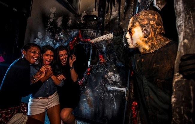 Universal Orlando's Halloween Horror Nights is Now Open