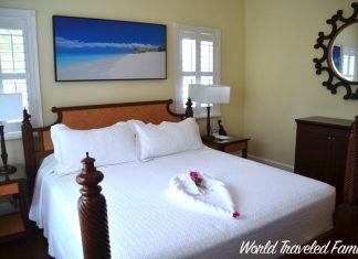 Beaches Key West Village Two Bedroom Suite - master bedroom