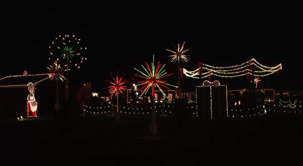 overlys country christmas a nonprofit organization operated mainly by volunteers who are committed to creating holiday memories with a walk around - Overly Country Christmas