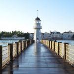 Disney's beach club pier