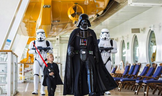 Star Wars Day at Sea Returns to Disney Cruise Line in Early 2018!