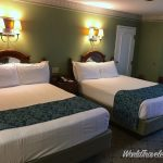 Walt Disney World Port Orleans Riverside standard room