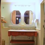 Walt Disney World Port Orleans Riverside standard room - double vanity