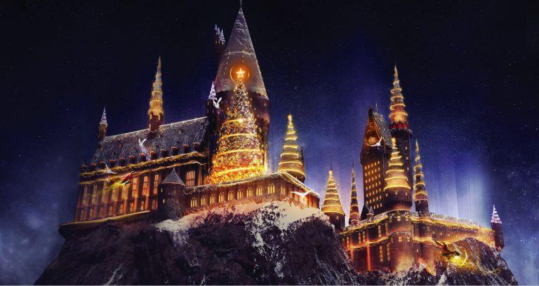 Universal Orlando Resort Announces Brand-New Harry Potter Holiday Experiences!