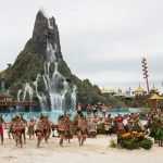 Universal Orlando's new South Pacific themed water park Volcano Bay