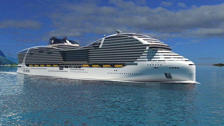 MSC Announces Four 7,000 Passenger Cruise Ships!
