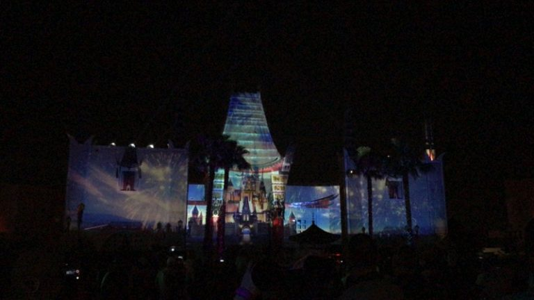 Disney's Hollywood Studios Celebrates Decades of Films With New Nighttime Show!